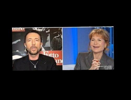 """Da Lilli Gruber solo giornalisti del """"Fatto"""" che tifano per Giuseppe Conte. Manco a TeleKabul funzionava così"""