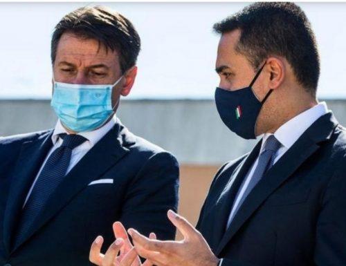 """Il """"no"""" di Cesa terrorizza Di Maio e i 5stelle. Appello a Conte: «Basta veti su Renzi»"""