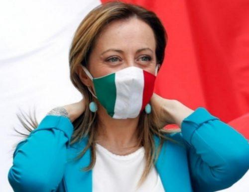 Giorgia Meloni: io al governo? Mi ci manderanno gli italiani, non gli inciuci di palazzo