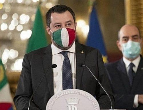 """Salvini, """"pur di non mollare la poltrona"""". Roberto Fico, M5s e Matteo Renzi, i protagonisti della crisi """"ci riprovano"""""""