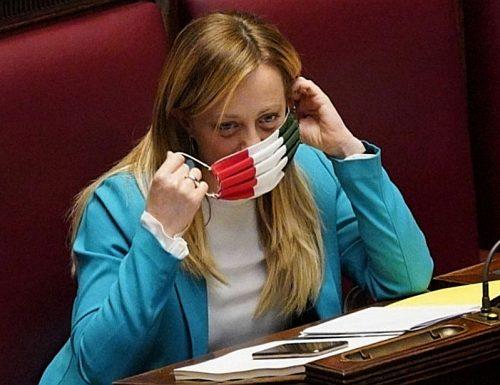 Giorgia Meloni: «Assistiamo a un bieco gioco di poltrone. È una scelta solo politica il mandato a Roberto Figo»