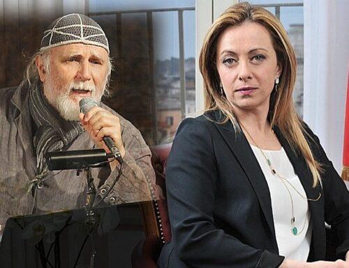 Difende Giorgia Meloni che si commuove. Moni Ovadia  Artista ebreo di sinistra
