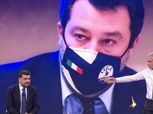 La telefonata di Palamara per chiedere scusa a Salvini. Da Giletti l'ex presidente dell'Anm rivela perché il Sistema ha voluto colpire il leader leghista