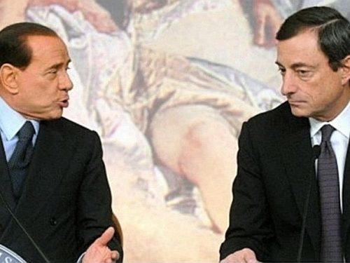 """Silvio Berlusconi: """"La scelta del Colle su Mario Draghi nella direzione indicata da Fi"""""""
