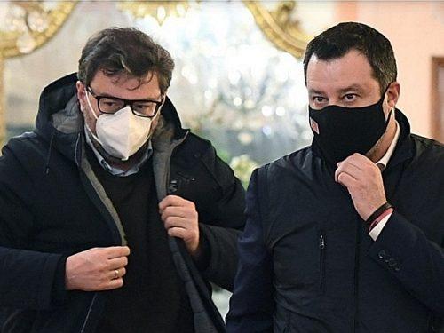 Matteo Salvini, non solo Luca Zaia e Giancarlo Giorgetti. Ecco chi nella Lega vuole Mario Draghi