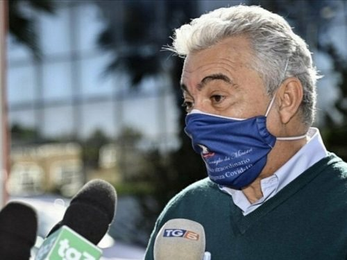 Ecco chi potrebbe sostituirlo. Il commissario Domenico Arcuri ha le ore contate?