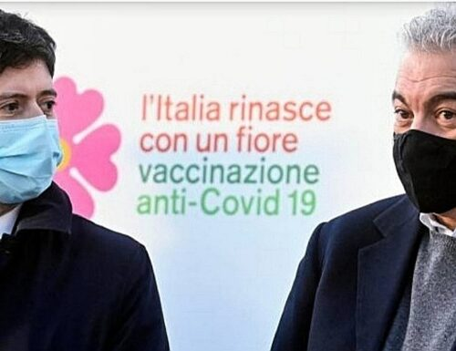 Speranza e Arcuri: bocciate le Primule Draghi fa a pezzi il piano vaccini