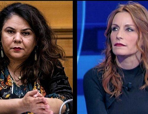 """""""Lucia Borgonzoni è ignorante…"""". I vergognosi insulti di Michela Murgia"""