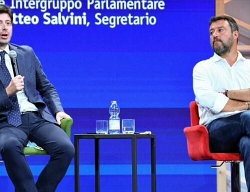 """Niente zona gialla nel decreto, Matteo Salvini furioso: """"Il ministro Speranza vede solo rosso"""""""