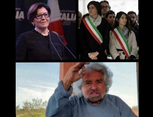 """Anche Virginia Raggi, Chiara Appendino e l'ex ministro Elisabetta Trenta contro Grillo: """"Quel video rinnega i valori del M5s"""""""