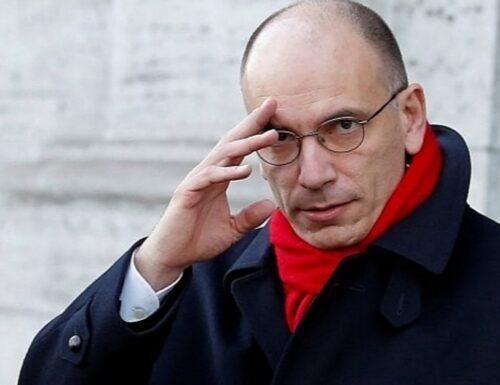 La priorità del segretario del Pd Letta: riaprire l'Italia… agli immigrati