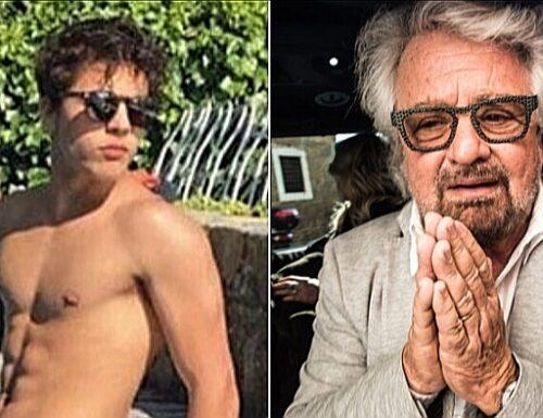 """L'ultima strategia di Beppe Grillo: """"demolire"""" l'immagine della ragazza che ha denunciato lo stupro"""