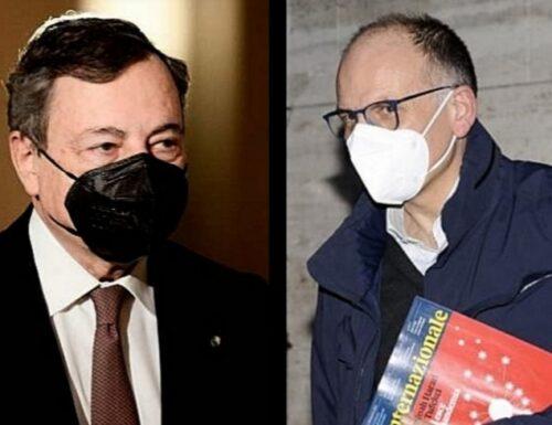 Vaffa di Mario Draghi al Pd tassatore: la figuraccia del segretario Enrico Letta