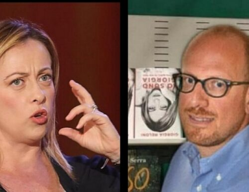 """Mette Giorgia Meloni a testa in giù? E finisce al ministero: vergogna firmata Azzolina, chi è il consulente """"grana"""" del governo"""