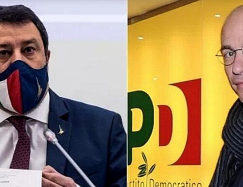 """""""Ha ragione Matteo Salvini, ma non si può dire"""": Pd nel caos"""