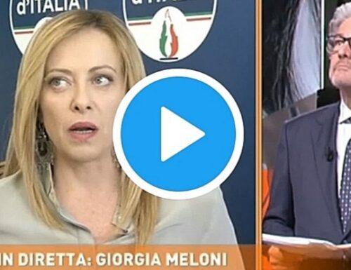 """""""Soprattutto il diritto alla libertà"""". Giorgia Meloni annichilisce Speranza: lezioni di democrazia a mr chiusure"""