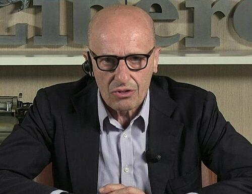 """""""La foto da sbatterle in faccia"""". Immigrazione, l'affondo di Alessandro Sallusti: perché dell'Europa non mi fido"""