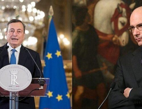 La tassa di Enrico Letta irrita il premier Draghi. Malumori anche nel Pd