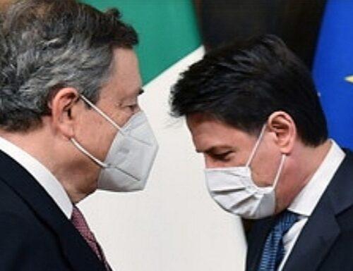 """""""Conte non tocca più palla"""". Le nomine? Retroscena pesante sulle poltrone di Mario Draghi: ex premier azzerato in 2 mosse"""