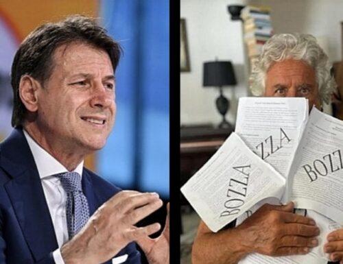 Beppe Grillo cala l'asso: un dossier segreto su Conte per chiudere la partita. Ecco cosa c'è nel carteggio