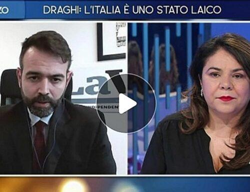 Scontro totale sul ddl Zan, tra Francesco Borgonovo e Michela Murgia scoppia la rissa