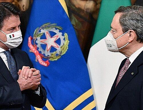 Giustizia, con Mario Draghi Giuseppe Conte ha già perso