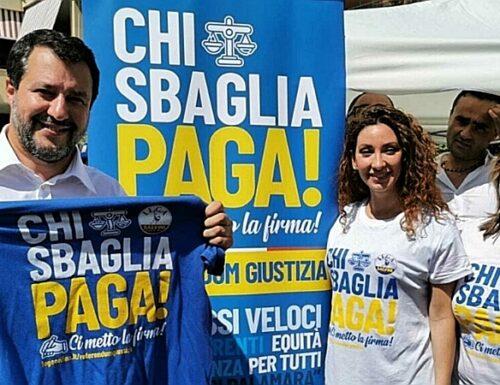 Salvini fa il botto. Referendum, ecco chi firma: che colpo al cuore della sinistra
