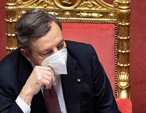 """""""Mario Draghi si è stufato di trattare con loro"""". Bomba politica da Palazzo Chigi: """"ribalta"""" il Parlamento"""