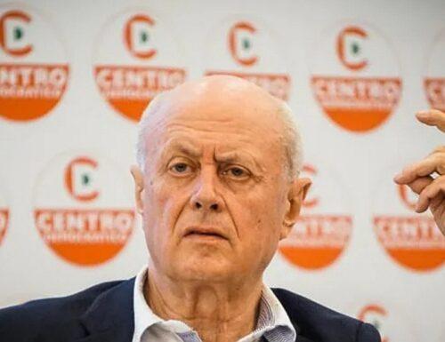 Arcuri torna grazie a Bruno Tabacci, l'ex dc con la missione di spostare più a sinistra il governo Draghi