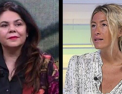 """La Chirico contro Michela Murgia: """"Voi indignate con Berlusconi dove siete ora coi talebani?"""""""