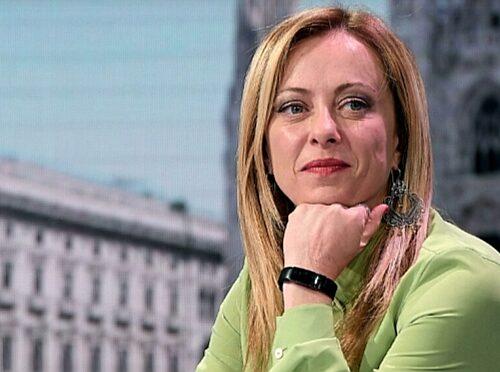 Giorgia Meloni zittisce Letta: «State al governo da dieci anni senza mai aver vinto un'elezione»