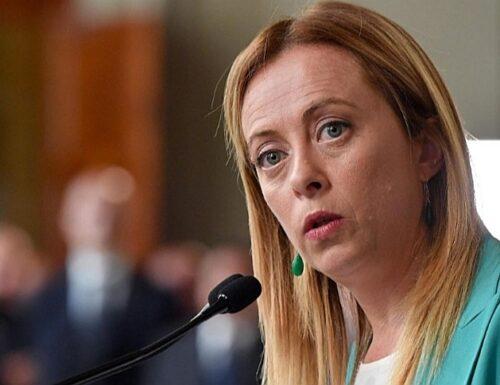 """Sentenza """"Trattativa"""", lo sdegno di Giorgia Meloni: «Fallito il tentativo di aggredire pezzi dello Stato»"""